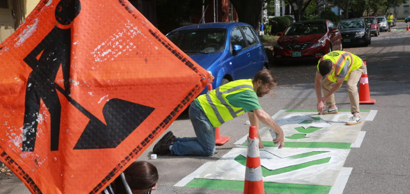 Street Plans Leads Workshop Series to Jump-Start Tactical Urbanism Projects in Six U.S. Cities