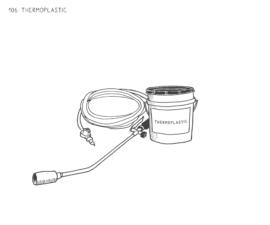 Preformed Thermoplastic