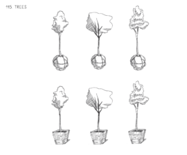 Small Trees