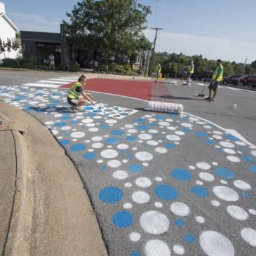 The Data is in: Tactical Urbanism Works in Fayetteville, AR!